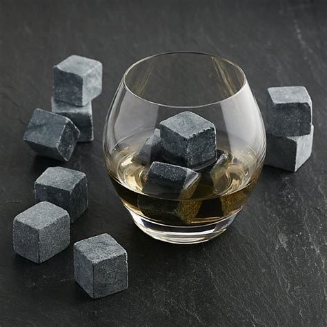 bicchieri chagne set of 12 small whiskey rocks crate and barrel