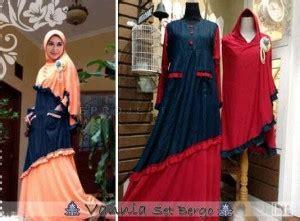 Sale Set Akhawat Rempel Hemat 15000 Baju Gamis Vannia Set Bergo Koleksi Busana Muslimah