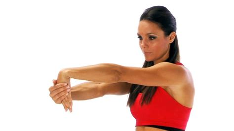 stretching exercise tennis elbow stretch youtube