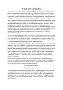 The Great Gatsby Literary Criticism Essay by The Great Gatsby Critical Essay