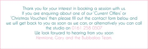 Baby Shower Venues Manchester by Contact Bubbaloo Newborn Baby Photography