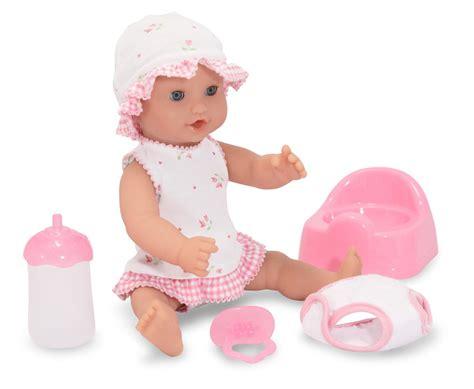 Bathtub For Baby In India Amazon Com Melissa Amp Doug Mine To Love Annie 12 Inch