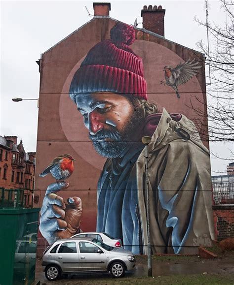 graffiti wallpaper glasgow smug in glasgow scotland street art hub