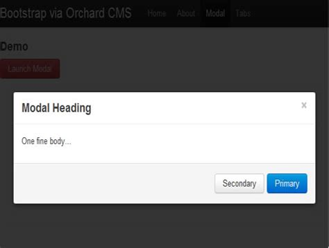 bootstrap themes for orchard twitter bootstrap orchard theme