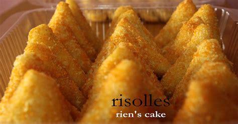 resep membuat risoles lembut resep kulit risoles lembut anti gagal oleh rien s cake