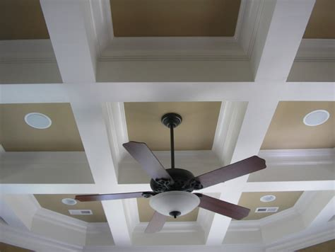 Step Up Ceiling by Crown Molding For Low Ceiling Studio Design Gallery