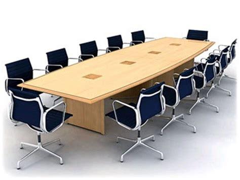 desain meja meeting desain meja kantor buat meeting