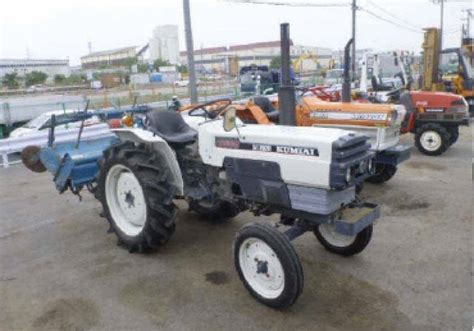 mitsubishi tractor mt2000 n a used for sale