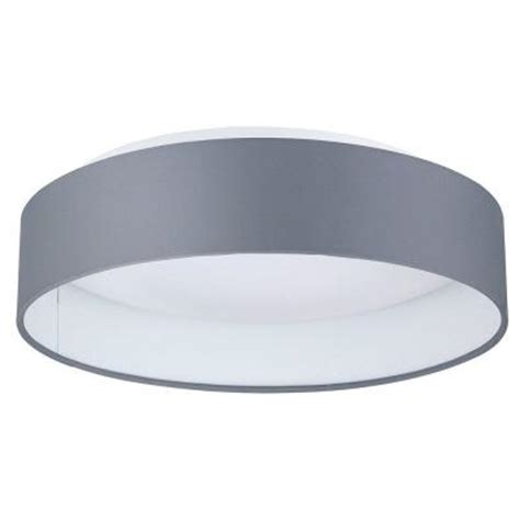 eglo palomaro black led ceiling light 93395a the home depot