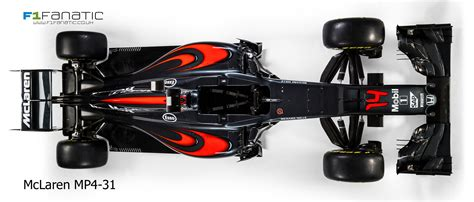H Rtrender 2016 M N by Compare Mclaren S New Mp4 31 With Their 2015 Car 183 Racefans