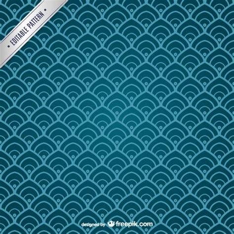 china blue pattern vector blue chinese pattern vector free download