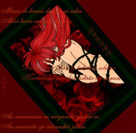 For A Better Tomorrow By Rini Zabirudin kurayami ni akai bara kurama by rini sama on deviantart