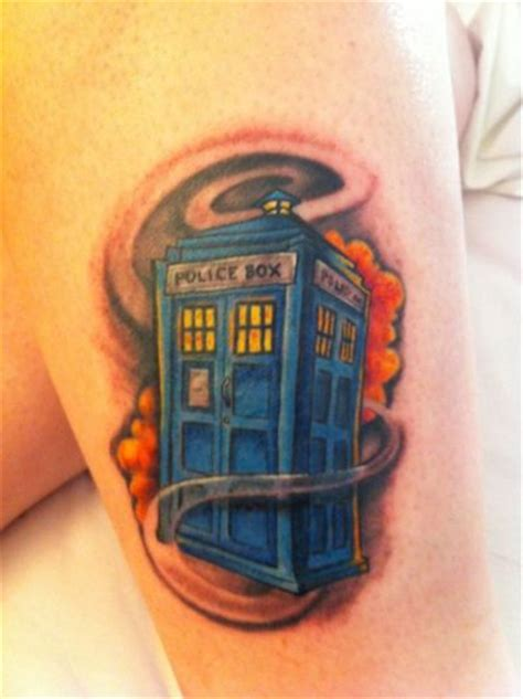 tardis tattoo design 180 best images about doctor who tattoos are cool on