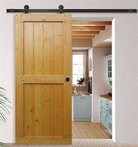 interior doors home hardware interior barn door hardware low profile 3000 series home center outlet