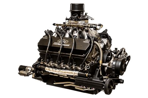 Ford Engine by Engines Archive Roush Yates Engines
