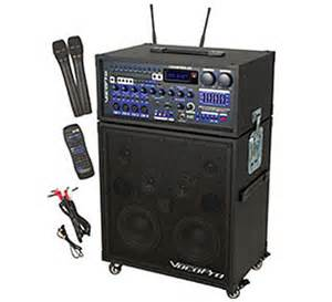 karaoke machine for rent chion rv wireless karaoke machine rental in az