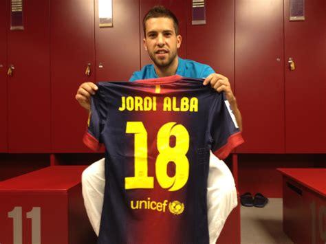 alba at3163x barcelona original a day for jordi alba fc barcelona