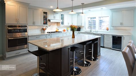 dark gray kitchen cabinets light grey kitchen with dark grey island cabinets omega