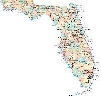 florida maps and state information
