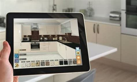 app to design kitchen granite transformations ipad app lets you customise your makeover