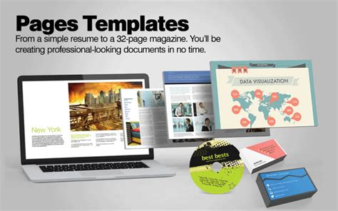 book templates for pages mac templates center for iwork pages numbers keynote on the