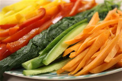 vegetables used in sushi health benefits of sushi are there any tune in to find out