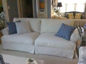 How To Put Slipcover On Sofa Replacement Slipcover Outlet Replacement Slipcovers For