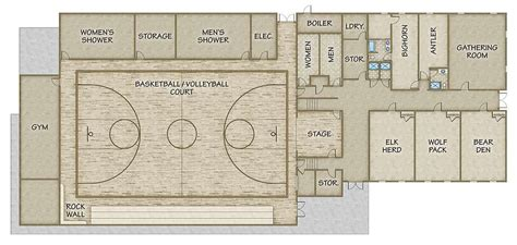 gymnasium floor plans basketball gym floor plans gurus floor