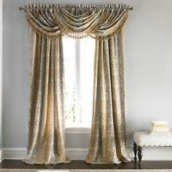 Jcp Drapery Jcpenney Supreme Symphony Lined Rod Pocket Panel Curtain