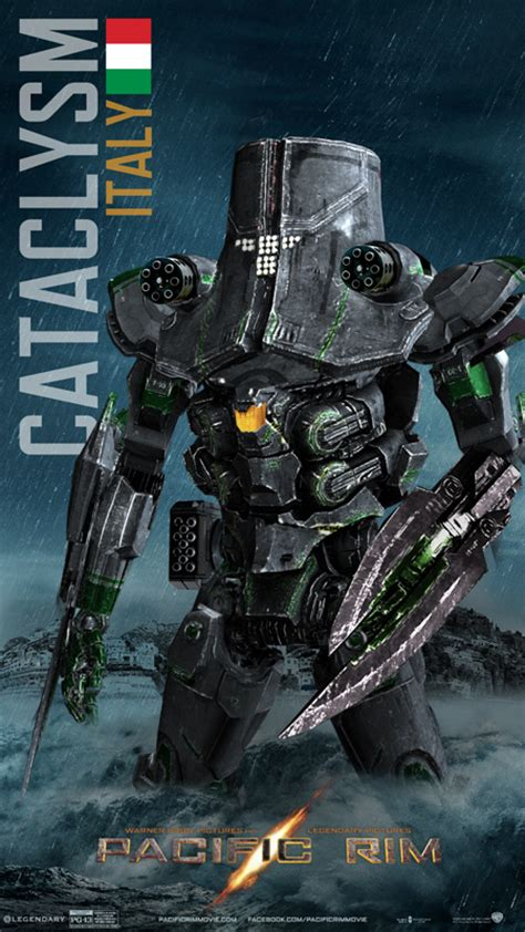 film robot jaeger pacific rim jaeger cataclysm italy by rs2studios