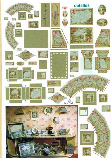 printable dolls house accessories 1000 images about dollhouse printables on pinterest