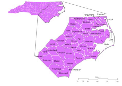 eastern carolina map most obese counties in carolina low income school
