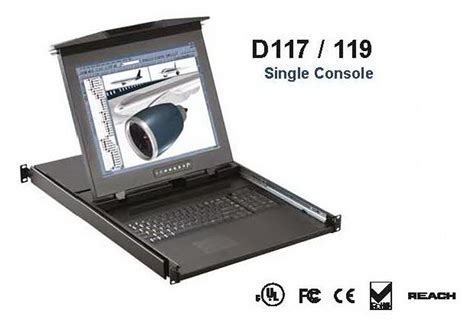 Lcd Console Drawer by Pt Uni Network Communications Rack Server Indonesia