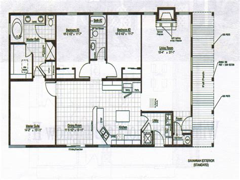 single storey house plans bungalow home design floor plans single storey bungalow