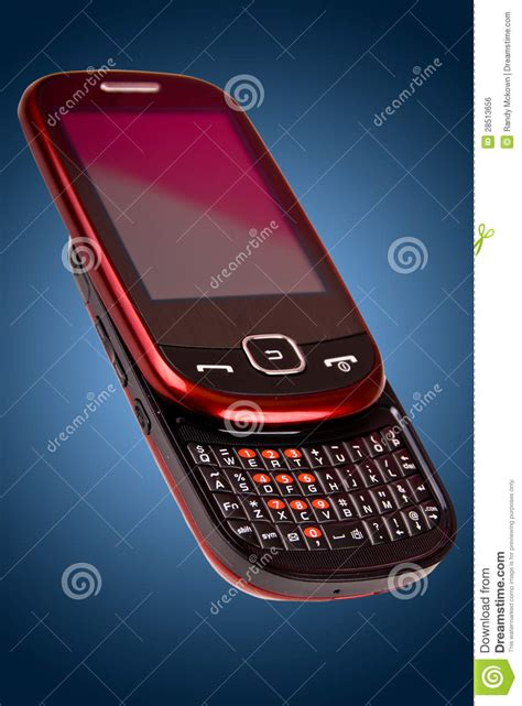 Tensi Abntm Clock Mobile Model new cell phone model royalty free stock image image 28513656