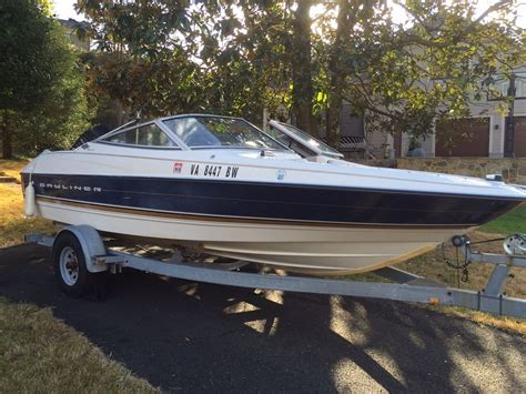 bay boat for sale no motor bayliner capri 1996 for sale for 600 boats from usa