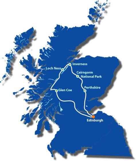 loch ness glencoe   highlands scottish tours