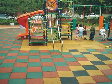 Safety Outdoor Flooring by Outdoor Playground Safety Rubber Flooring Tiles Purchasing