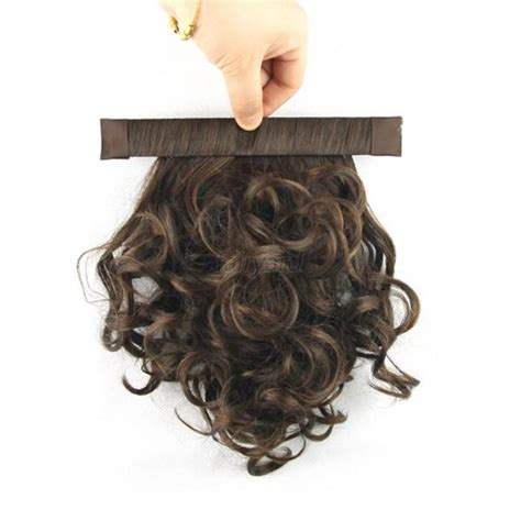 Hair Clip Poni Hairclip Poni fashion curly clip in ponytail pony hair