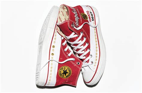 Harga Converse X Andy Warhol andy warhol x converse on the inside