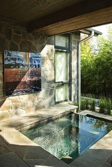 tropical home decor elements with relaxing bathtub with 27 best pool landscaping on a budget homesthetics images