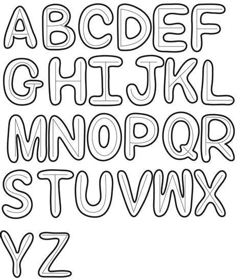 lettering tutorial step by step how to draw bubble letters in simple steps step by step