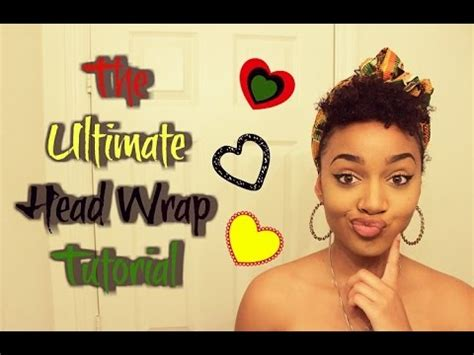 3 quick and easy head wrap styles for bad hair days how to 12 quick easy headwrap turban styles twa