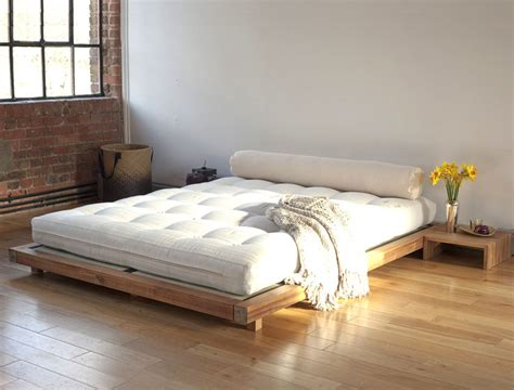 Low Bed Frames Wood Bed Frames 10 Stylish Designs That Won T Your Budget