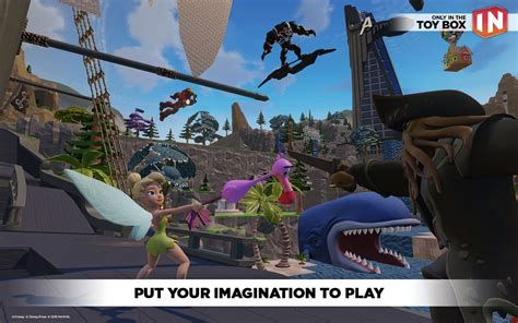 disney infinity android disney infinity box 3 0 rolls out on android android community
