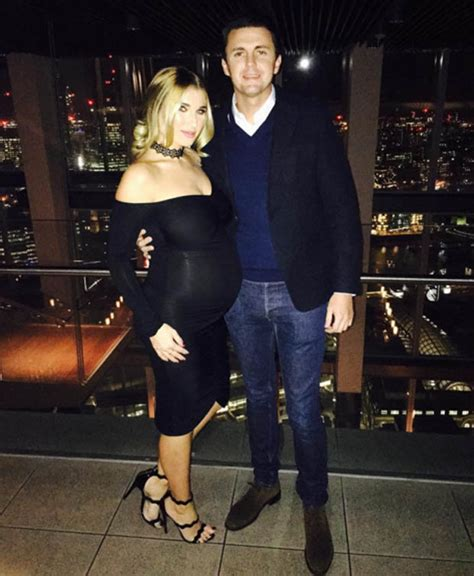 Rep Accidentally Confirms Watts Pregnancy by Billie Faiers Accidentally Confirms Name Of