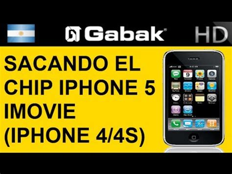 tutorial imovie iphone 4 sacando el chip iphone 5 imovie lphone 4 4s youtube