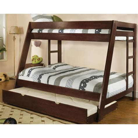 twin full bunk beds arizona twin over full bunk bed