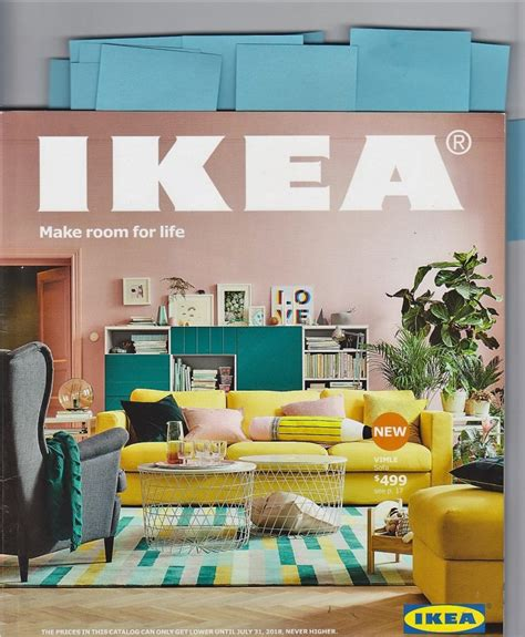 home design catalog 2018 these 7 things from the new ikea 2018 catalogue are bound to sell out houseandhome ie