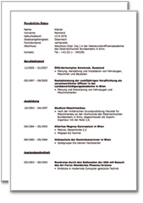 Lebenslauf Muster Nach Bundeswehr Bewerbung Und Lebenslauf Bundeswehr Absolvent Mit